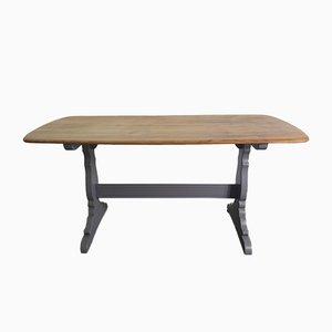 Table de Réfectoire Vintage par Lucian Ercolani pour Ercol