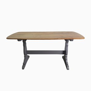 Vintage Refectory Table by Lucian Ercolani for Ercol