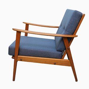 Blue Armchair, 1950s