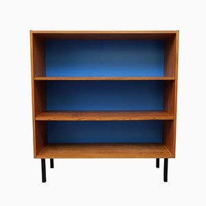 Bookcase in Oceanian Walnut & Laminate, 1960s