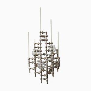 Large 46 Piece Candleholder Set by Fritz Nagel for Nagel KG