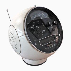 2001 Space Ball Radio von Weltron, 1970er