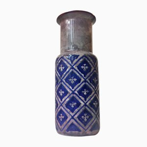 Lasierte Moderne Persische Steingut Vase von Marianne Starck für Michael Andersen & Son, 1960er