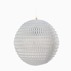 Plastic Bubble Pendant Lamp, 1970s