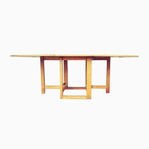Dining Table by J.A. Muntendam for LOV Oosterbeek, 1920s