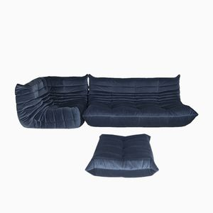 Togo Modular Sofa by Michel Ducaroy for Ligne Roset, 1973