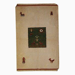Vintage Persian Gabbeh Handmade Rug, 1960s