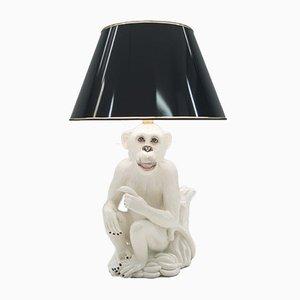 Vintage Italian Ceramic Ape Floor Lamp, 1960s