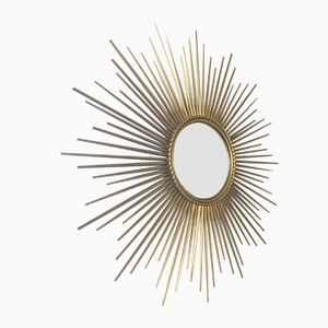 Large Mirror by Chaty Vallauris, 1960s