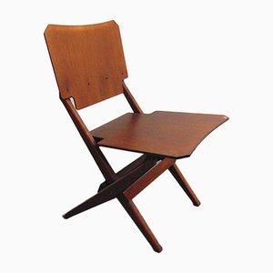 Mid-Century Stuhl von Franco Albini für Poggi