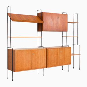 Mid-Century Wall Unit from Omnia