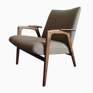Ruster Armlehnstuhl von Yngve Ekström für Pastoe, 1960er