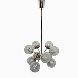 Space Age Sputnik Lamps, 1960s, Set of 2