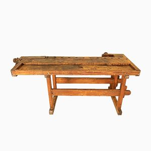 Vintage Carpenter's Table, 1930s