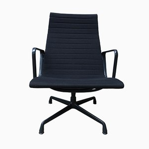 Mid-Century EA 115 Alu Lounge Chair by Charles & Ray Eames for Vitra