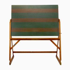 Vintage Freestanding School Blackboard from Casala