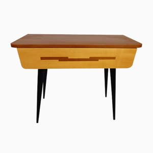 Small Table with Drawer from Diele und Flur, 1950s
