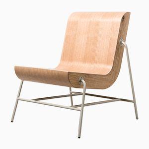 Overlap Stuhl Metall Edition von Nadav Caspi