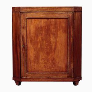 19th Century Mahogony Corner Cabinet