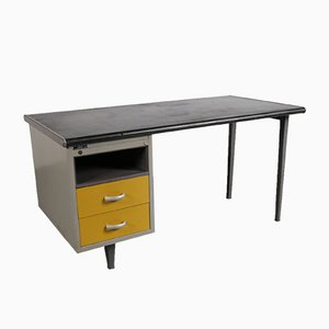 Industrial Desk from Gispen, 1950s