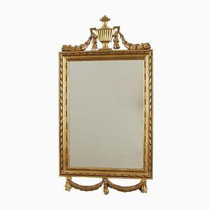 Antique Gustavian Mirror