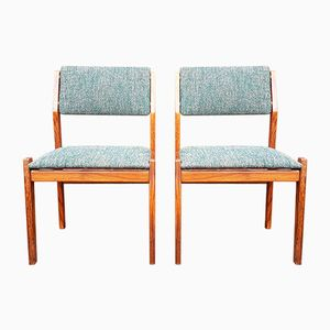 Dutch Dining Chairs from Topform, 1960s, Set of 2