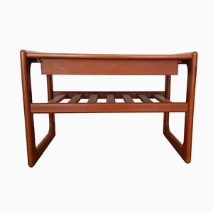 Danish Teak Salin Coffee Table, 1960s