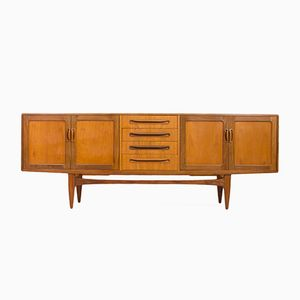 Mid-Century Fresco Sideboard by Victor Wilkins for G-Plan