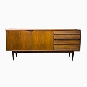 Mid-Century Teak and Afromosia Sideboard by Richard Hornby for Heals
