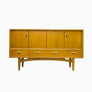 Vintage Scandi Compact Sideboard from G-Plan