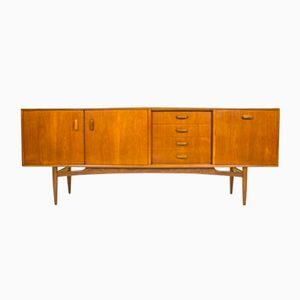 Vintage Scandinavian Range Teak Sideboard from G-Plan