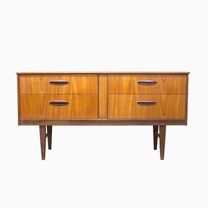 Vintage Danish Compact Sideboard Unit