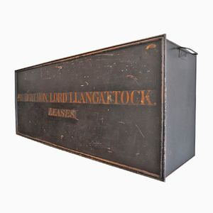 Large Deed Box from Hepburn & Cocks, 1900s