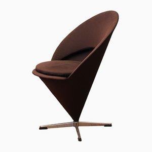 Vintage Cone Chair von Verner Panton für Gebrüder Nehl
