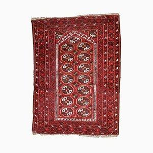 Afghan Ardaskand Prayer Handmade Rug, 1920s