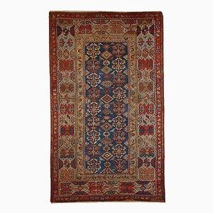 Handgemachter Persisch Kurdischer Teppich, 1870er