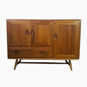 Vintage Sideboard with Splayed Legs by Lucian Ercolani for Ercol