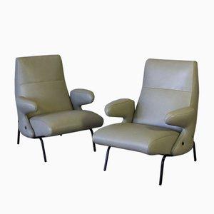 Sessel von Erberto Carboni für Arflex, 1950er, 2er Set