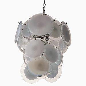 Murano Glass Chandelier from Vistosi, 1960s