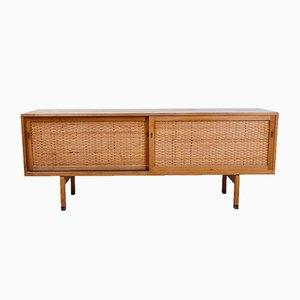 Vintage Ry-26 Oak Sideboard by Hans J. Wegner for Ry Møbler