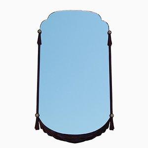 Großer Art Deco Spiegel