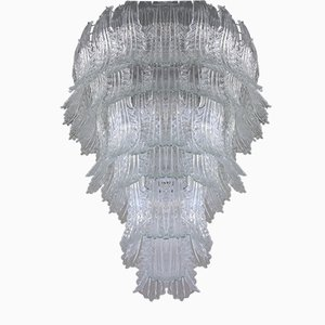 Large Chandelier from Mazzega, 1970s