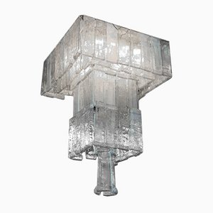 Large Chandelier from Mazzega, 1960s
