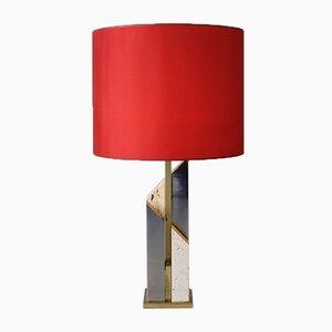 Tischlampe von Gaetano Sciolari, 1970er