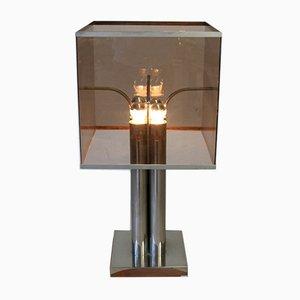 Französische Tischlampe, 1970er