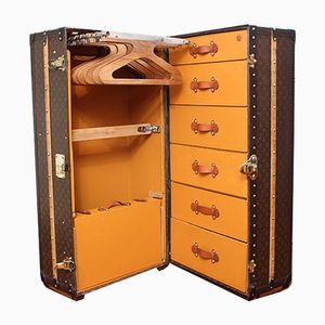Wardrobe Trunk by Louis Vuitton, 1935