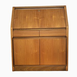 Mid-Century Teak Secretaire from Remploy