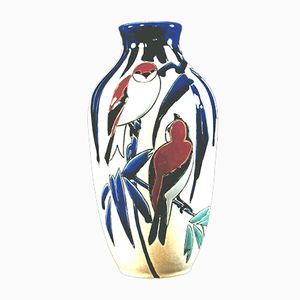 Art Deco Vase by Charles Catteau for Keramis, 1930s