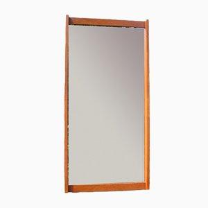 Teak Mirror No. 306 by Kai Kristiansen for Aksel Kjersgaard, 1960s