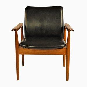 Modell 209 Diplomat Armlehnstuhl von Finn Juhl für Cado, 1960er
